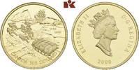100 Dollars 2000. KANADA Elizabeth II seit 1952. Polierte Platte  315,00 EUR  + 9,90 EUR frais d'envoi