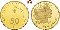 50 Franken 2009. B, Bern. SCHWEIZ  Prachtexemplar von polierten Stempel... 657.85 US$ 575,00 EUR  +  17.05 US$ shipping