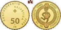 50 Franken 2008 B, Bern. SCHWEIZ  Prachtexemplar von polierten Stempeln... 657.85 US$ 575,00 EUR  +  17.05 US$ shipping