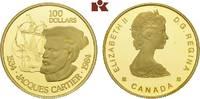 100 Dollars 1984. KANADA Elizabeth II seit 1952. Prachtexemplar von pol... 615,00 EUR  zzgl. 5,90 EUR Versand