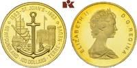 100 Dollars 1983. KANADA Elizabeth II seit 1952. Prachtexemplar von pol... 615,00 EUR  zzgl. 5,90 EUR Versand