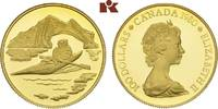 100 Dollars 1980. KANADA Elizabeth II seit 1952. Prachtexemplar von pol... 615,00 EUR  + 9,90 EUR frais d'envoi