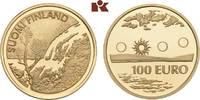 100 Euro 2002. FINNLAND 2. Republik seit 1917. Polierte Platte  305,00 EUR  + 9,90 EUR frais d'envoi