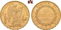 50 Francs 1904 A, Paris. FRANKREICH 3. Republik, 1870-1940. Fast vorzüg... 1325,00 EUR  + 9,90 EUR frais d'envoi
