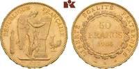 50 Francs 1904 A, Paris. FRANKREICH 3. Republik, 1870-1940. Vorzüglich  1345,00 EUR  + 9,90 EUR frais d'envoi
