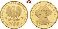 2.000 Zlotych 1979, Warschau. POLEN Volksrepublik, 1945-1989. Polierte ... 345,00 EUR  zzgl. 5,90 EUR Versand