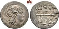 AR-Tetradrachme, 2.  Jahrhundert v. Chr.; IONIA HERAKLEIA. Feine Tönung... 1885,00 EUR kostenloser Versand