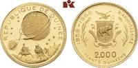 2.000 Francs 1969, Paris. GUINEA Republik. Polierte Platte  345,00 EUR  + 9,90 EUR frais d'envoi