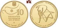 10 New Sheqalim 2012. ISRAEL Republik seit 1948. Polierte Platte  995,00 EUR  zzgl. 5,90 EUR Versand