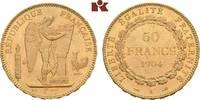 50 Francs 1904 A, Paris. FRANKREICH 3. Republik, 1870-1940. Fast vorzüg... 1325,00 EUR kostenloser Versand
