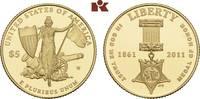 5 Dollars 2011 W, West Point. VEREINIGTE STAATEN VON AMERIKA / USA Föde... 395,00 EUR  zzgl. 5,90 EUR Versand