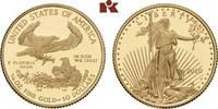 10 Dollars (1/4 Unze) 2010. W, West Point. VEREINIGTE STAATEN VON AMERI... 375,00 EUR  zzgl. 5,90 EUR Versand