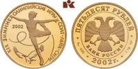 50 Rubel 2002, St. Petersburg. RUSSLAND Republik seit 1992. Polierte Pl... 345,00 EUR  + 9,90 EUR frais d'envoi