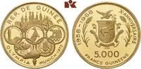 5.000 Francs 1969. GUINEA Republik. Prachtexemplar von polierten Stempe... 825,00 EUR  + 9,90 EUR frais d'envoi