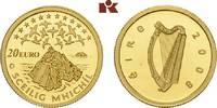 20 Euro 2008. GROSSBRITANNIEN / IRLAND Republik seit 1937. Polierte Pla... 65,00 EUR  + 9,90 EUR frais d'envoi