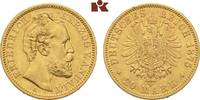 20 Mark 1875. Anhalt Friedrich I., 1871-1904. Fast vorzüglich  3695,00 EUR envoi gratuit