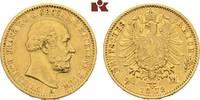 20 Mark 1872. Mecklenburg-Schwerin Friedrich Franz II., 1842-1883. Sehr... 1575,00 EUR  + 9,90 EUR frais d'envoi