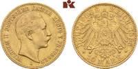 10 Mark 1895 A. Preussen Wilhelm II., 1888-1918. Sehr schön  995,00 EUR  + 9,90 EUR frais d'envoi