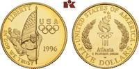 5 Dollars 1996 W, West Point. VEREINIGTE STAATEN VON AMERIKA / USA Föde... 335,00 EUR  + 9,90 EUR frais d'envoi