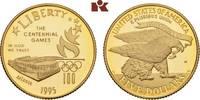 5 Dollars 1995 W, West Point, VEREINIGTE STAATEN VON AMERIKA / USA Föde... 335,00 EUR  + 9,90 EUR frais d'envoi