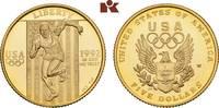 5 Dollars 1992 W, West Point. VEREINIGTE STAATEN VON AMERIKA / USA Föde... 345,00 EUR  + 9,90 EUR frais d'envoi