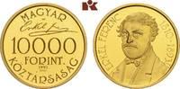 10.000 Forint 1993. UNGARN 2. Republik seit 1989. Polierte Platte  315,00 EUR  + 9,90 EUR frais d'envoi