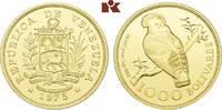 1.000 Bolivares 1975. VENEZUELA Republik. Fast Stempelglanz  1375,00 EUR  + 9,90 EUR frais d'envoi