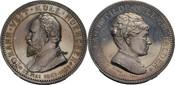 Silbermedaille 1892 München  vz, kleine Fl...