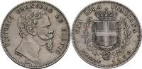 Lira, Florenz 1860 Italien Vittorio Emanuele II., 1861-1878 ss  85,00 EUR  zzgl. 5,90 EUR Versand