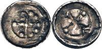 Denar o.J. (1050-1100 Halle, erzbischöflich magdeburgische Münzstätte A... 85,00 EUR  zzgl. 5,90 EUR Versand