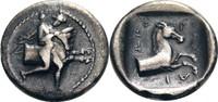 Hemidrachme 5. Jh. v. Chr. Thessalien, Trikka  ss  165,00 EUR  zzgl. 5,90 EUR Versand