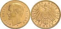 10 Mark, München 1905 Bayern Otto, 1886-1913 ss+/vz, min. Randfehler  275,00 EUR  zzgl. 5,90 EUR Versand