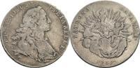 1/2 Konventionstaler 1759 Bayern, Kurfürstentum Maximilian III. Joseph,... 135,00 EUR  zzgl. 5,90 EUR Versand
