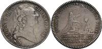 Jeton o.J. Frankreich Ludwig XVI. (1774-1793) ss, getönt  85,00 EUR  zzgl. 5,90 EUR Versand