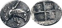 Tetartemorion 500-480 v.Chr. Ionien Teos vz  145,00 EUR  zzgl. 5,90 EUR Versand
