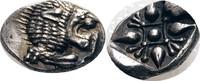 Obol ca. 500 v. Chr. Ionien Milet vz  145,00 EUR  zzgl. 5,90 EUR Versand