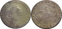 Taler, Berlin 1780 Brandenburg-Preussen Friedrich II. (1740-1786) ss  155,00 EUR  zzgl. 5,90 EUR Versand