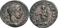 AR-Denar, Rom 227 n.Chr. Rom, Severus Alexander (222-235)  ss+  80,00 EUR  zzgl. 5,90 EUR Versand