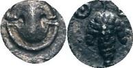 AR-Tetartemorion 405/395 v. Chr. Boeotia / Theben  ss+, dunkle Patina  125,00 EUR  zzgl. 5,90 EUR Versand