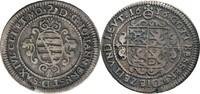 Spruch-Groschen (3 Kreuzer), Coburg 1636 Sachsen-Coburg-Eisenach, Herzo... 95,00 EUR  zzgl. 5,90 EUR Versand