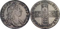 1/2 Crown, London 1698 Großbritannien William II. (1694-1702) ss, leich... 375,00 EUR  zzgl. 5,90 EUR Versand