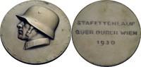 Versilberte Bronemedaille 1927/1930 Wien, Stadt  fast vz, min. Oxydaufl... 65,00 EUR  zzgl. 5,90 EUR Versand