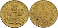 10 Mark, Hamburg 1898 Hamburg Freie Hansestadt ss +, min. berieben, win... 235,00 EUR  zzgl. 5,90 EUR Versand