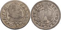 3 Kreuzer 1614 Schlesien-Troppau, Karl v. Liechtenstein  vz, Prägeschwä... 285,00 EUR  zzgl. 5,90 EUR Versand