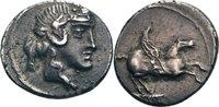 Denar, Rom 90 v. Chr. Römische Republik, Q. Titius  ss, getönt  135,00 EUR  zzgl. 5,90 EUR Versand