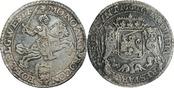 1666 West-Friesland Piedfort Dukaton 1666...