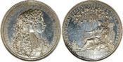 1689  Coronation of William III & Mary Li...