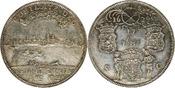 1729  's-Hertogenbosch Mooie patina. vz