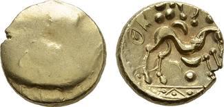 AV-Stater 613-641 Constantinopel, 1 BELGIC...