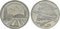 Dicke Zinnmedaille (Piedfort) 1987. KÖLN  Fast Stempelglanz  15.65 US$  +  7.83 US$ shipping